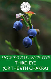 how to balance the third eye or the 6th chakra