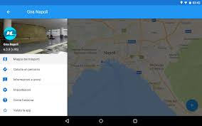 Napoli Map by Gira Napoli Android Apps On Google Play