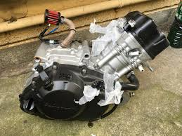 installing athena 166cc bore up kit on a honda cbr125r