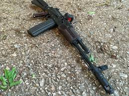 Mro Stock by Got New Optics For My Arsenal Ak47