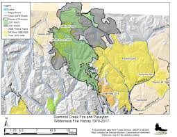 Usfs Fire Map Mapcruzin Free Gis Tools Resources And Maps Fire Weather And Fire