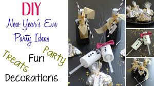 cheap new years party favors diy new year s party ideas