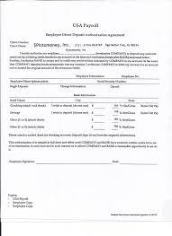 direct deposit forms complete your direct deposit enrollment form