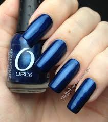 orly witch u0027s blue the nailinator
