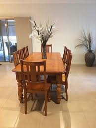 Timber Dining Table In Victoria Gumtree Australia Free Local - Timber kitchen table