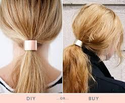 hair cuff white whale diy or buy metal hair cuffs