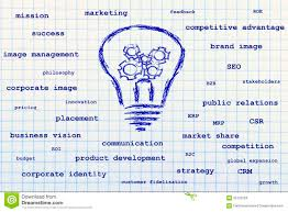 successful ideas and business concepts stock illustration image