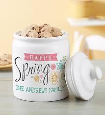 personalized cookie jars personalized cookie jar cookies 1800flowers 155860
