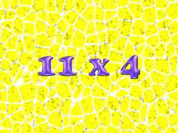 11 times trick for numbers greater than 9 multiplication math
