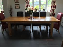 chairs extra long large dining room tables seat kitchen design