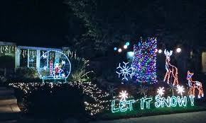 Pleasanton Christmas Lights San Ramon Festival Of Lights San Ramon Real Estate