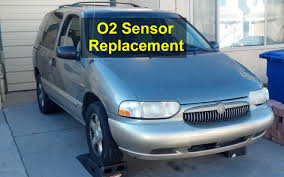 nissan quest 1996 o2 sensor replacement mercury villager nissan quest etc votd