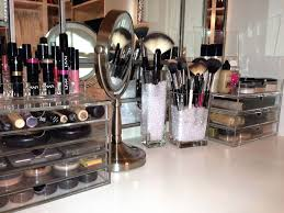 hair and makeup storage 103 best vanity ideas images on hairdresser