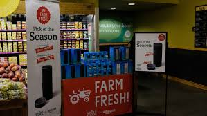 marks its territory at whole foods by selling farm fresh