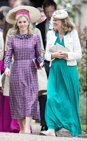 princess charlotte u0027s godmother sophie carter and lady laura meade
