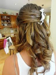 easy up hairstyles for medium length hair half up half down wedding hairstyles for best wedding party