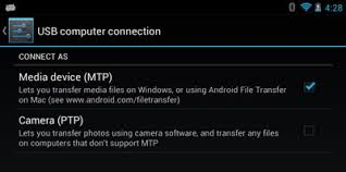 android file transfer dmg usb connection mode nexus 7 is not being detected on mac