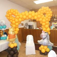 Deco Winnie L Ourson by Classic Winnie The Pooh Baby Shower