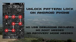 pattern lock using android debug bridge unlock pattern lock on any android device no usb debugging required
