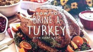 how to brine a turkey howtoharmons
