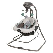 Graco Doll Swing High Chair Amazon Com Graco Duetconnect Lx Swing And Bouncer Manor Baby