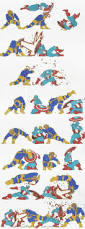 19 best egyptian based stuff images on pinterest cartoons my marvel key pose doodles featuring a fight between captain america and cyclops
