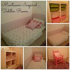 lb u0027s montessori inspired toddler bedroom from blog of a mom