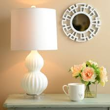 Gourd Table Lamp White Gourd Glass Table Lamp Kirklands