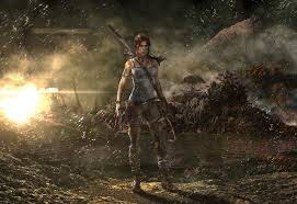 tomb raider a survivor is born wallpapers tomb raider tomb raider 2013 lara croft girls rain games