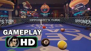 sports bar vr 2 0 2017 gameplay trailer playstation vr hd
