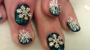 how to install 3d nail design charm simple step youtube
