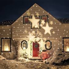 cheap white christmas lights outdoor waterproof christmas lights auto moving warm white star