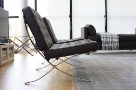 The Barcelona Chair Iconic Designs Mies Van Der Rohe Bacelona Chair Founterior