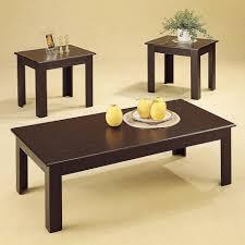 coffee table ameriwood home jensen coffee table espresso walmart