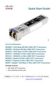 cisco sf300 24 manual transceiver minigbic