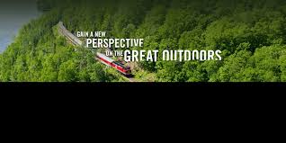 agawa canyon tour train official site tourism sault ste marie