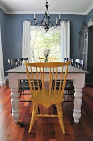 farmhouse table plans build a beautiful farmhouse dining room