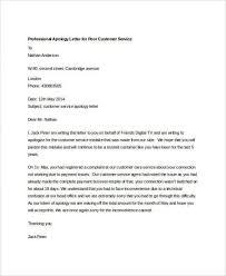 apology letter formal howto billybullock us