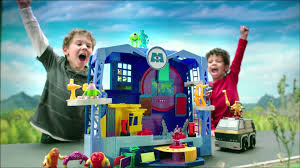 monsters scare factory monsters university imaginext fisher