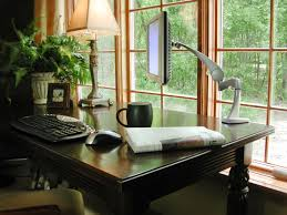 dark desk for home office zen home decor ideas with cool lcd y cup