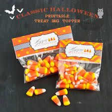 Halloween Gift Bag by 10 Best Images Of Printable Halloween Goodie Bag Labels Free