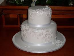 standard one and two tiered wedding cakes toowoomba wedding