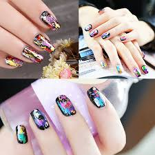 nail foil art designs choice image nail art designs