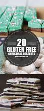20 gluten free dessert recipes for christmas glutenfree