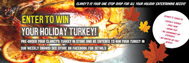 where to order turkey for thanksgiving home