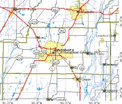 map of jonesboro ar craighead county arkansas detailed profile houses real estate
