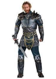 Muscle Man Halloween Costume Warcraft Lothar Classic Muscle Men Costume Video Game Costumes