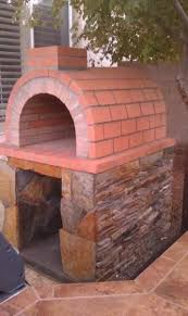 Build Brick Oven Backyard by Best 25 Brick Oven Outdoor Ideas On Pinterest Brickhouse Pizza