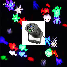 Laser Stage Lighting Outdoor by Zinuo Waterproof Moving Snow Laser Projector Lamp Snowflake Led