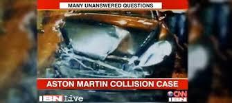 scepticism over mumbai car crash